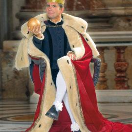 Der König von Franken (Gastspiel)
