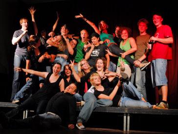 Improvisationstheater von und mit Pipperlapupp