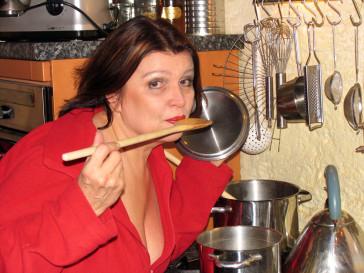 Shirley Valentine oder die Heilige Johanna der Einbauküche