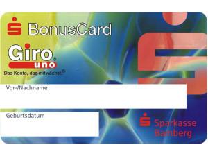 Sparkassen BonusCard