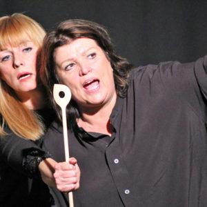 Umzug – Roswitha und Martina ziehen zamm!