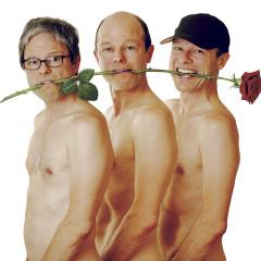 Drei Männer braucht die Frau