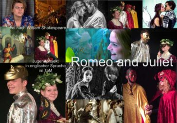 Jugendprojekt: Romeo&Juliet (English)