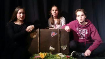 Jugendprojekt: Die Flut von der ich kam